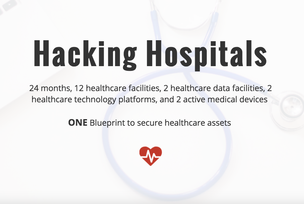 Hacking hospitals ise independent security evaluators malvernweather Gallery